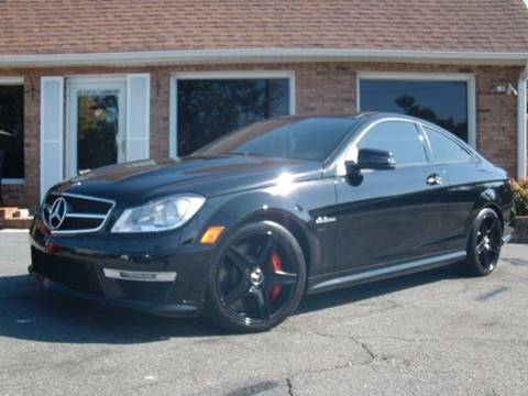 2012 Mercedes-Benz C-Class for sale at Auto World Of Winston - Salem in Winston Salem NC
