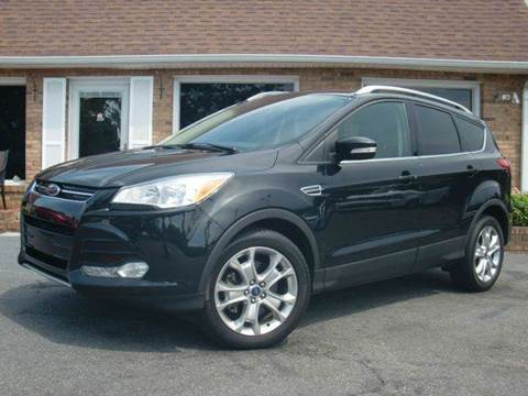 2014 Ford Escape for sale at Auto World Of Winston - Salem in Winston Salem NC