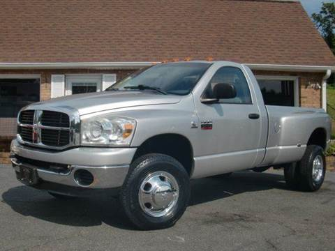 2007 Dodge Ram Pickup 3500 for sale at Auto World Of Winston - Salem in Winston Salem NC