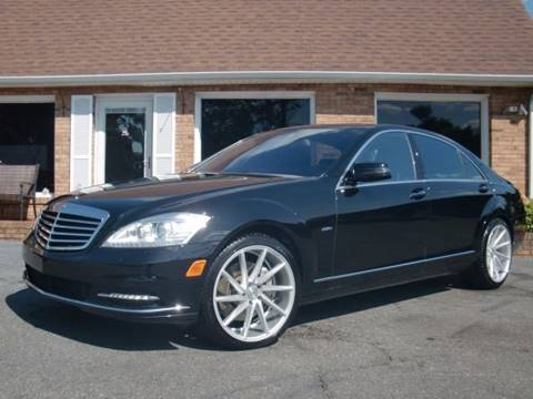 2012 Mercedes-Benz S-Class for sale at Auto World Of Winston - Salem in Winston Salem NC