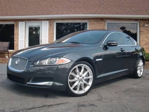 2013 Jaguar XF for sale at Auto World Of Winston - Salem in Winston Salem NC