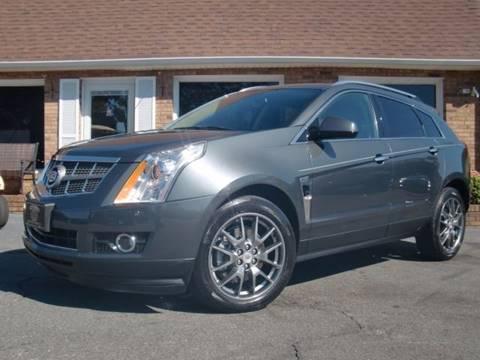 2011 Cadillac SRX for sale at Auto World Of Winston - Salem in Winston Salem NC