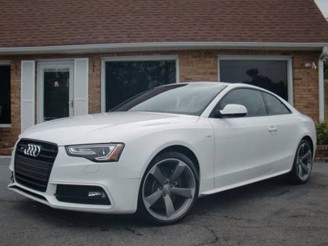 2014 Audi S5 for sale at Auto World Of Winston - Salem in Winston Salem NC