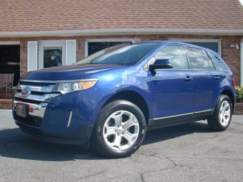 2014 Ford Edge for sale at Auto World Of Winston - Salem in Winston Salem NC