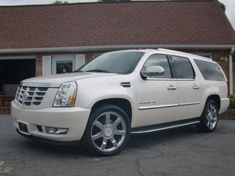 2011 Cadillac Escalade ESV for sale at Auto World Of Winston - Salem in Winston Salem NC