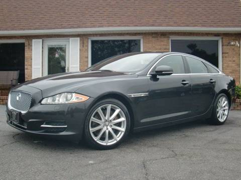 2011 Jaguar XJ for sale at Auto World Of Winston - Salem in Winston Salem NC