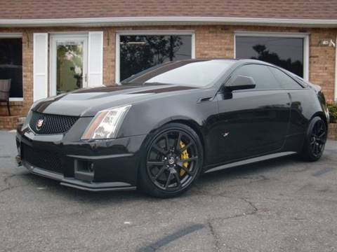 2014 Cadillac CTS-V for sale at Auto World Of Winston - Salem in Winston Salem NC