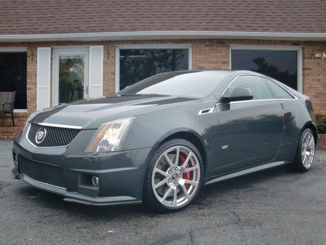 2015 Cadillac CTS-V for sale at Auto World Of Winston - Salem in Winston Salem NC