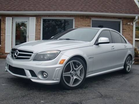 2009 Mercedes-Benz C-Class for sale at Auto World Of Winston - Salem in Winston Salem NC
