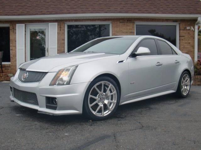 2011 Cadillac Cts V In Winston Salem Nc Auto World Of