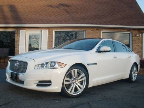 2015 Jaguar XJL for sale at Auto World Of Winston - Salem in Winston Salem NC