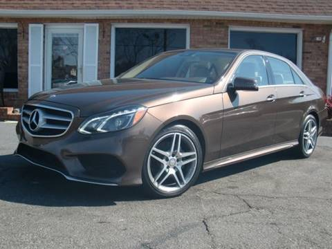2015 Mercedes-Benz E-Class for sale at Auto World Of Winston - Salem in Winston Salem NC