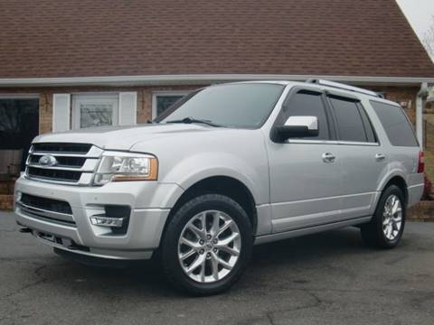2016 Ford Expedition for sale at Auto World Of Winston - Salem in Winston Salem NC