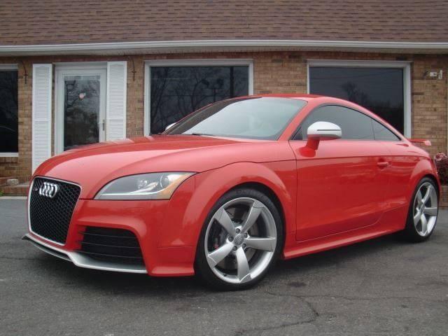 2013 Audi TT RS for sale at Auto World Of Winston - Salem in Winston Salem NC