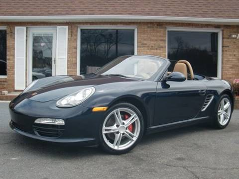2009 Porsche Boxster for sale at Auto World Of Winston - Salem in Winston Salem NC