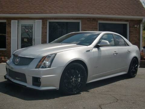 2010 Cadillac CTS-V for sale at Auto World Of Winston - Salem in Winston Salem NC