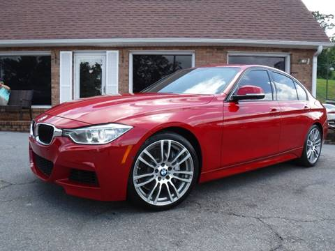 2013 BMW 3 Series for sale at Auto World Of Winston - Salem in Winston Salem NC