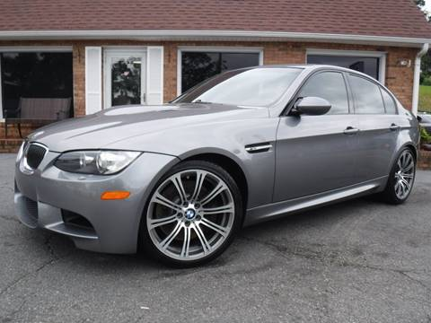 2009 BMW M3 for sale at Auto World Of Winston - Salem in Winston Salem NC