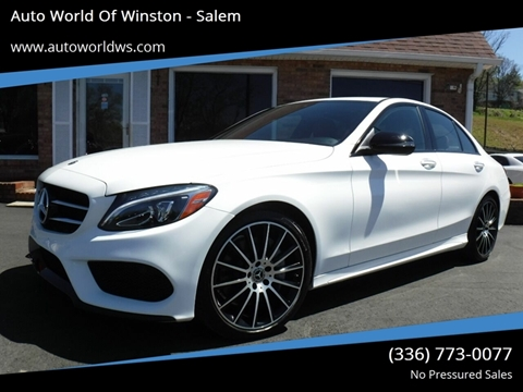 Used Mercedes-Benz For Sale in Winston Salem, NC ...