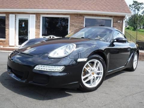 2007 Porsche Cayman for sale at Auto World Of Winston - Salem in Winston Salem NC