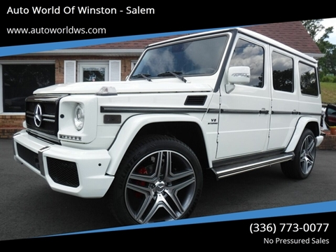 2010 Mercedes-Benz G-Class for sale in Winston Salem, NC