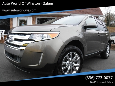 2013 Ford Edge for sale in Winston Salem, NC