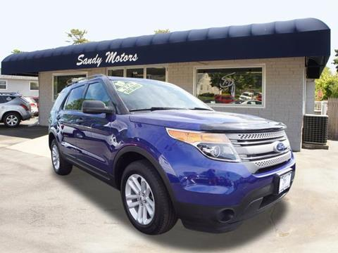 2015 Ford Explorer for sale in Coventry, RI