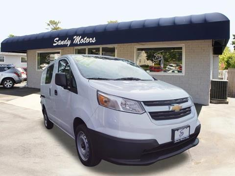 2015 Chevrolet City Express Cargo for sale in Coventry, RI