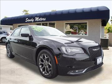2015 Chrysler 300 for sale at Sandy Motors INC in Coventry RI