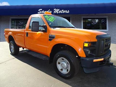 2009 Ford F-350 Super Duty for sale in Coventry, RI