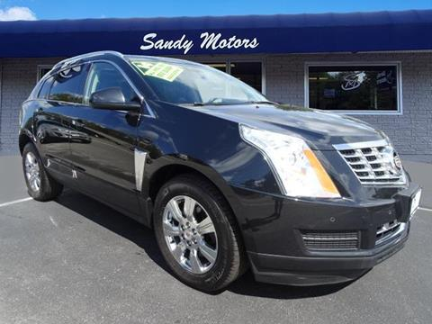 2014 Cadillac SRX for sale in Coventry, RI