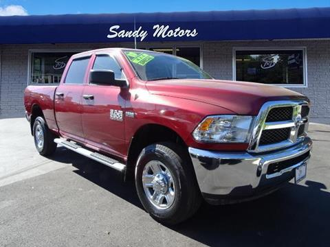 2015 RAM Ram Pickup 2500 for sale in Coventry, RI