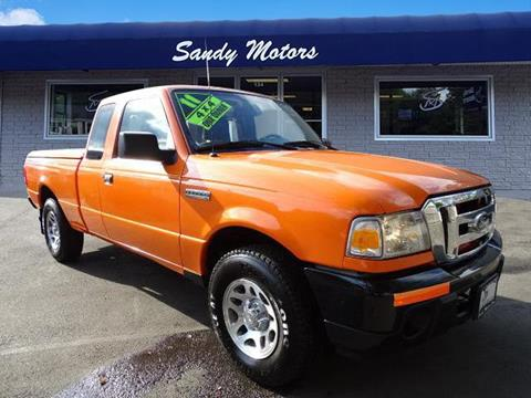 2011 Ford Ranger for sale in Coventry, RI