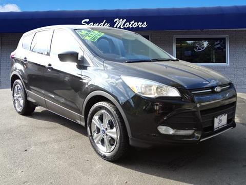 2014 Ford Escape for sale in Coventry, RI