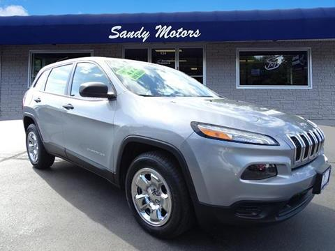 2014 Jeep Cherokee for sale in Coventry, RI