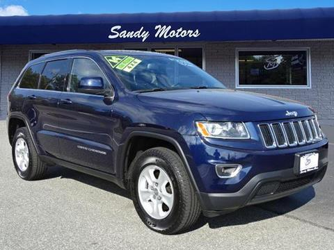 2014 Jeep Grand Cherokee for sale in Coventry, RI