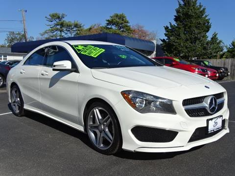 2014 Mercedes-Benz CLA for sale in Coventry, RI
