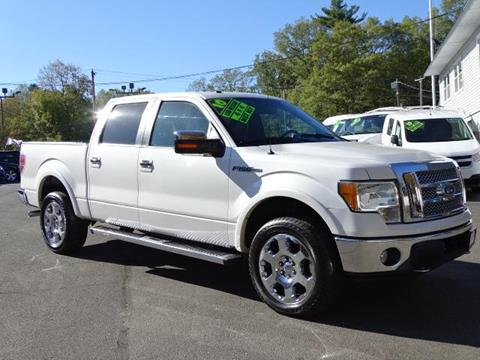 2010 Ford F-150 for sale in Coventry, RI