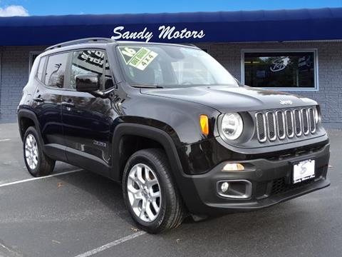 2016 jeep renegade for sale in rhode island. Black Bedroom Furniture Sets. Home Design Ideas