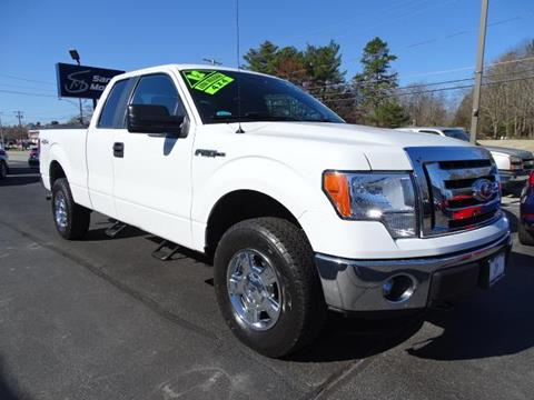 2012 Ford F-150 for sale in Coventry, RI