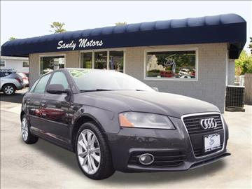 2011 Audi A3 for sale at Sandy Motors INC in Coventry RI