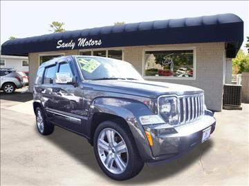 2011 Jeep Liberty for sale at Sandy Motors INC in Coventry RI