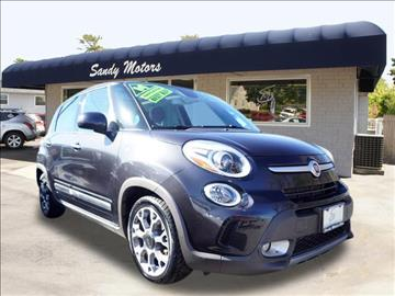 2014 FIAT 500L for sale at Sandy Motors INC in Coventry RI