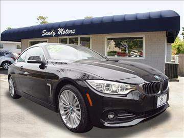 2014 BMW 4 Series for sale at Sandy Motors INC in Coventry RI