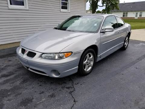 1998 Pontiac Grand Prix for sale in Whiteland, IN