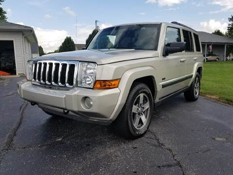 2008 Jeep Commander for sale in Whiteland, IN