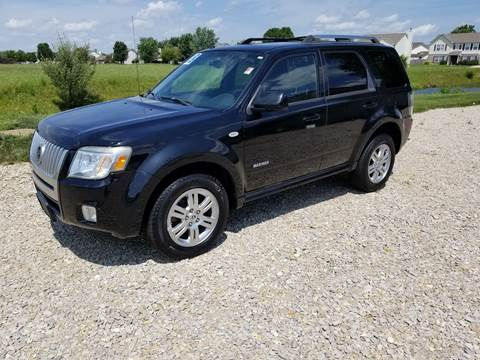 2008 Mercury Mariner for sale at CALDERONE CAR & TRUCK in Whiteland IN