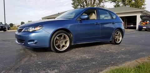 2009 Subaru Impreza for sale at CALDERONE CAR & TRUCK in Whiteland IN