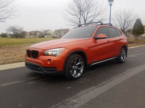 2013 BMW X1 for sale at CALDERONE CAR & TRUCK in Whiteland IN