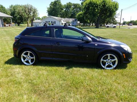 2008 Saturn Astra for sale at CALDERONE CAR & TRUCK in Whiteland IN